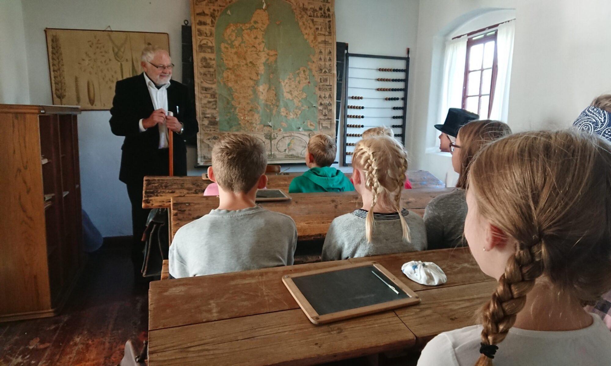 Gærup Skolemuseum - Museet for De Reventlowske Skoler